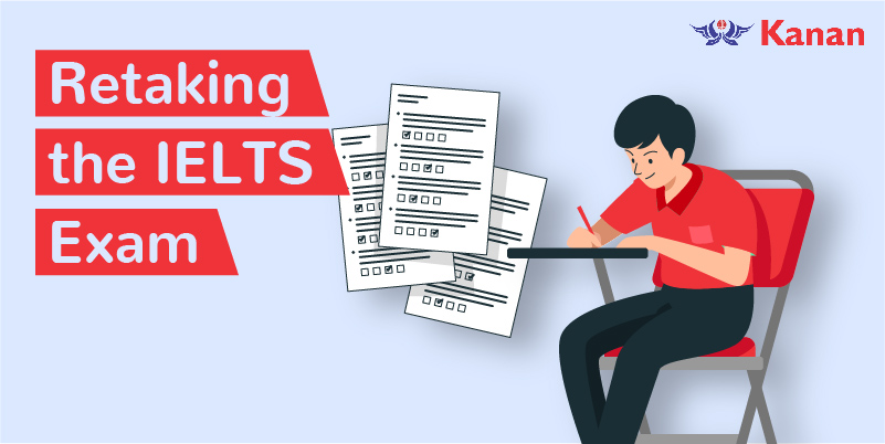 Retaking the IELTS Exam