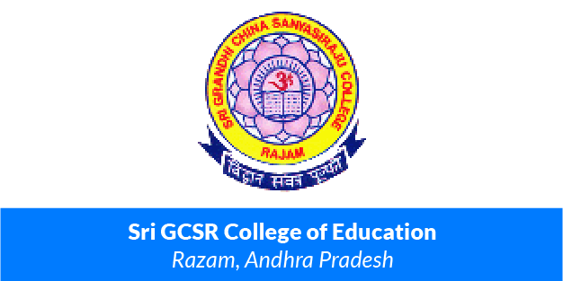 Sri GCSR College Of Education